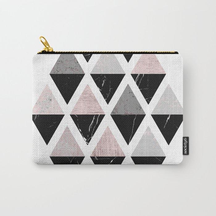 Diamonds modern art Carry-All Pouch
