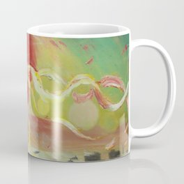 The secret of solar eclipse by Mars Coffee Mug