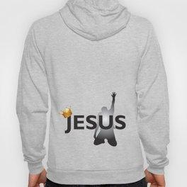 Jesus is King Hoody