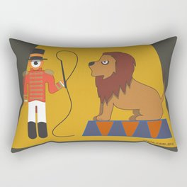 tamer eye Rectangular Pillow