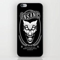 Insane Whiskey iPhone & iPod Skin