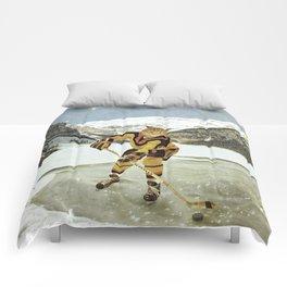 "The Vancouver ""Cat""nucks Comforters"