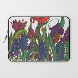 I wish I could have seen you bloom Laptop Sleeve
