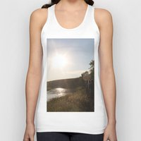 camping Tank Tops featuring Camping by RMK Creative