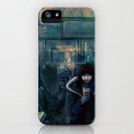 Regard d'étoiles iPhone Case