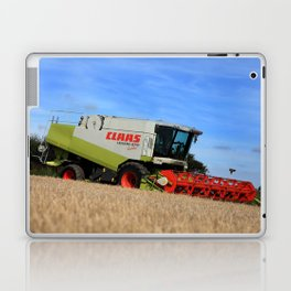 A Touch Of Claas 'Claas Lexion 470' Combine Harvester Laptop & iPad Skin