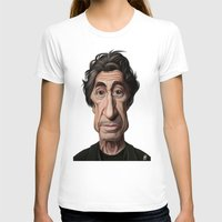 celebrity T-shirts featuring Celebrity Sunday ~ Al Pacino by rob art | illustration