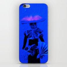 La huesuda iPhone & iPod Skin