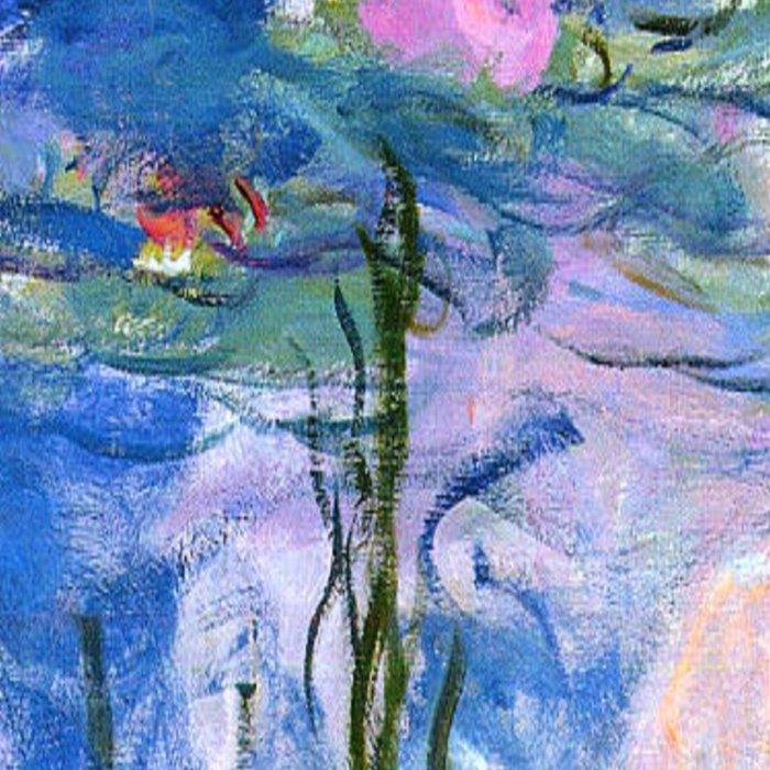 Water Lilies Monet Leggings