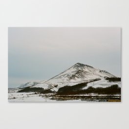 Coast Collective - Iceland Series Dusty Canvas Print