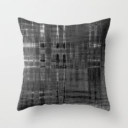 Gabardine: Dry Clean Only! Throw Pillow