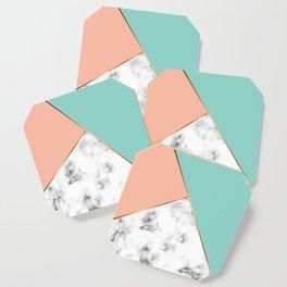 Marble Geometry 056 Coaster