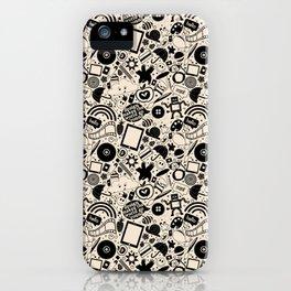 Design Makes The World Go 'Round iPhone Case