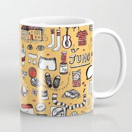 'Juno' Coffee Mug