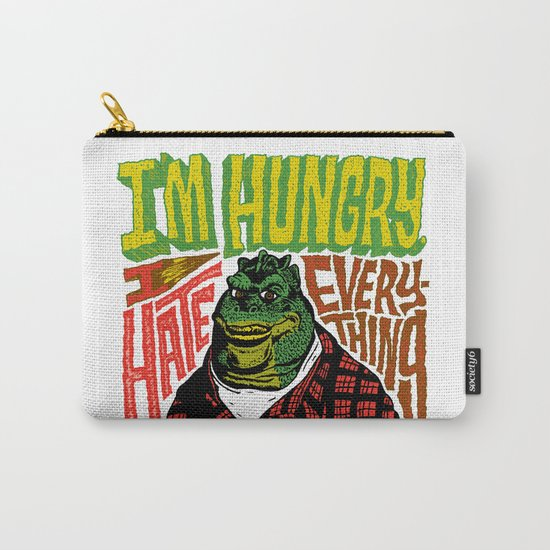 Hungry Earl Carry-All Pouch