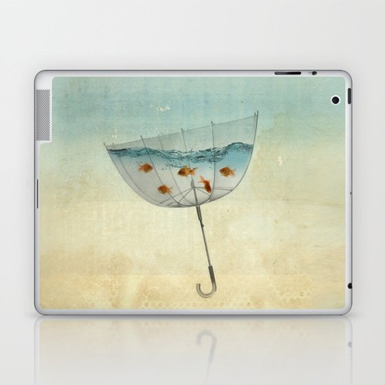 keeping the balance Laptop & iPad Skin