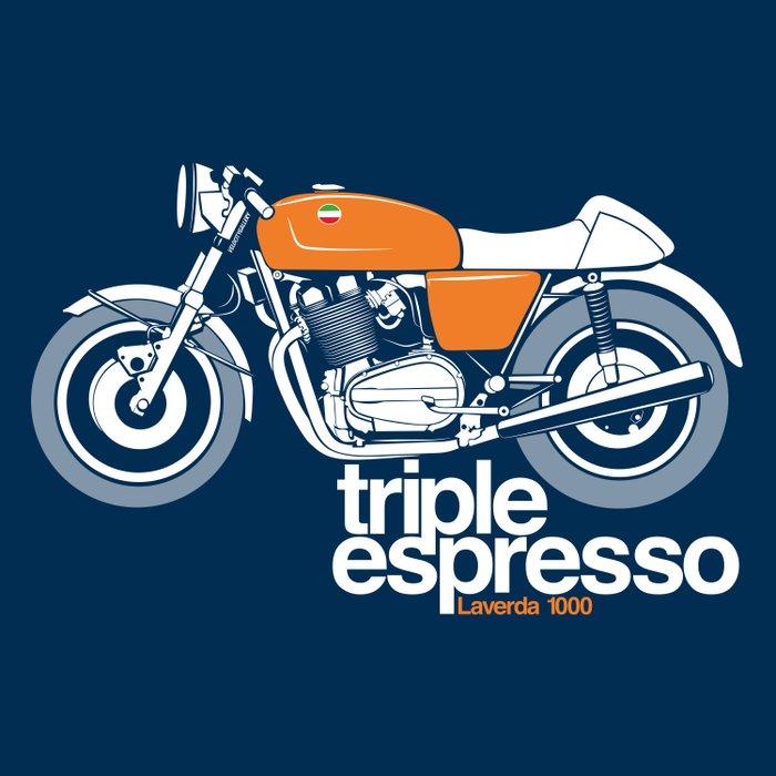 Triple Espresso Duvet Cover