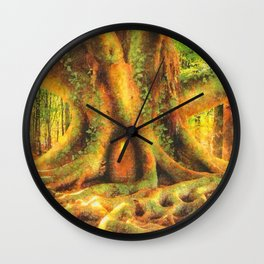 Fantasy Home Wall Clock