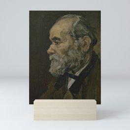 Portrait of an Old Man Mini Art Print