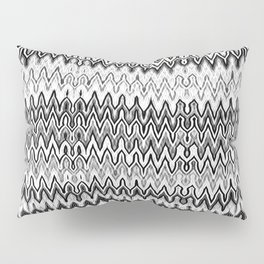 Missoni Style Mono Pillow Sham