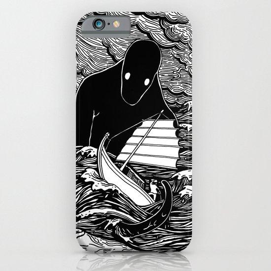 Umibōzu 海坊主 iPhone & iPod Case