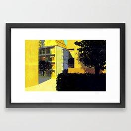 Room 10 Framed Art Print