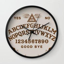Mystic Board Wall Clock