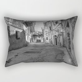 Caltabellotta Sicily Rectangular Pillow