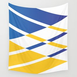 Square Pattern Wall Tapestry
