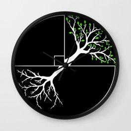 PanorArbor Wall Clock