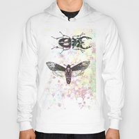 bugs Hoodies featuring Bugs! by Maria Enache