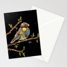 Positivity Bird 3 Stationery Cards