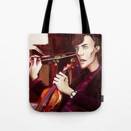 Sherlock. Tote Bag