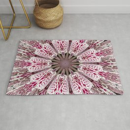 Flower from the Future? Rug