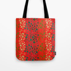 Leaves 2 Tote Bag