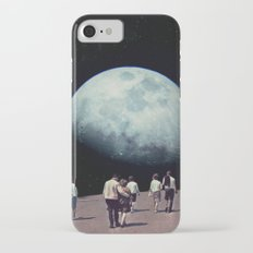 Way Back Home iPhone 7 Slim Case
