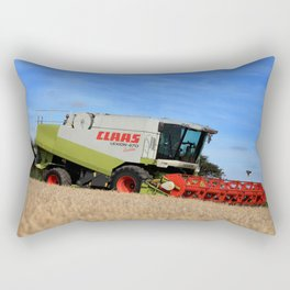 A Touch Of Claas 'Claas Lexion 470' Combine Harvester Rectangular Pillow