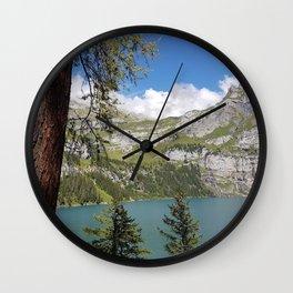 Quiet Valley Wall Clock