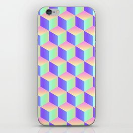 Summer Holographic iPhone Skin