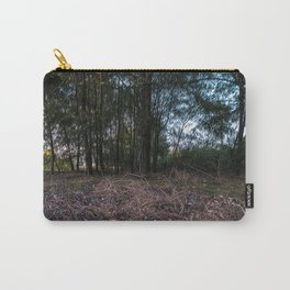 Underwood in the countryside of Lomellina Carry-All Pouch