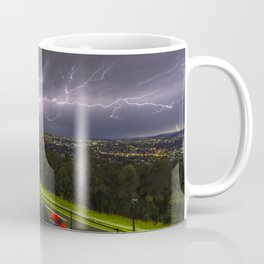 Summer Storm Over Brisbane Coffee Mug
