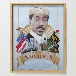 Coming 2 America Serving Tray