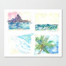 Seaside Heights Canvas Print