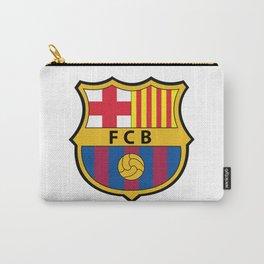 Escudo Barcelona Futbol Carry-All Pouch