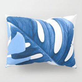 Urban jungle - blues Pillow Sham