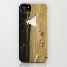 Salida Teepee Deer iPhone Case