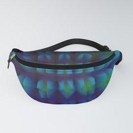 Blooming Tie-Dye Fanny Pack
