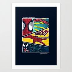 Your friendly neighborhood Art Print