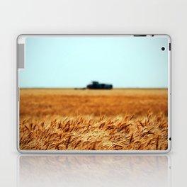 Golden Crop Laptop & iPad Skin