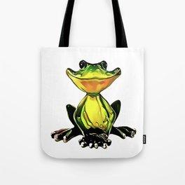 Jon Jade - The Cambodian Tree Frog Tote Bag